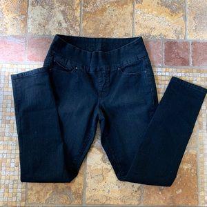 JAG Jeans Western Glove Works Black Skinny Sz 8p